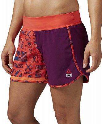 Reebok CF Ass To Ankle 5in Short