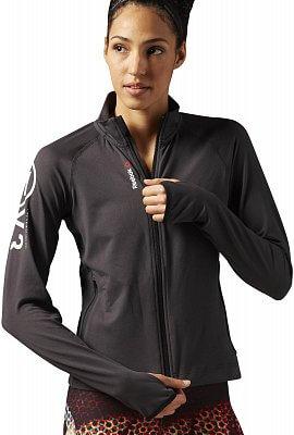 Dámská sportovní bunda Reebok ONE Series Graphic Track Jacket