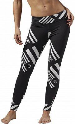 Dámské sportovní kalhoty Reebok ONE Series Stars & Stripes Tight