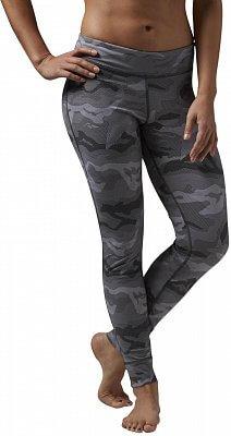 Dámské sportovní kalhoty Reebok ONE Series Camo Tight