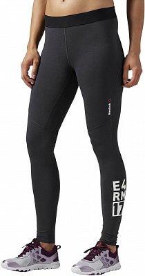 Dámské sportovní kalhoty Reebok ONE Series Quik Cotton Compression Tight