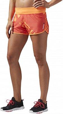 Dámské sportovní kraťasy Reebok ONE Series 3in Stars & Stripes Woven Short
