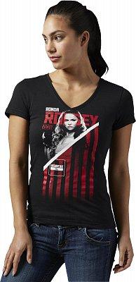 Dámské sportovní tričko Reebok Rousey Fighter Tee