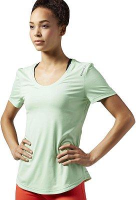 Dámské sportovní tričko Reebok Work Out Ready SpeedWick Tee