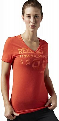 Reebok Work Out Ready Graphic Supermium Tee
