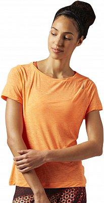 Dámské sportovní tričko Reebok Work Out Ready Slub textured Tee