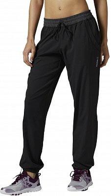 Dámské sportovní kalhoty Reebok Work Out Ready Woven Pant