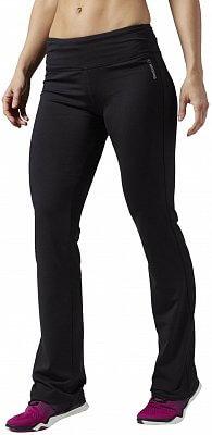 Dámské sportovní kalhoty Reebok Work Out Ready Pant Program Fitted Bootcut