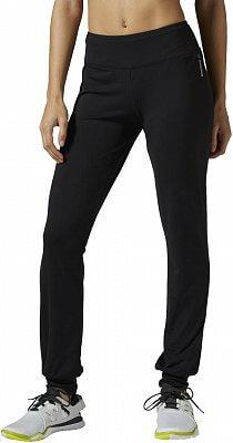 Dámské sportovní kalhoty Reebok Work Out Ready Slim Pant