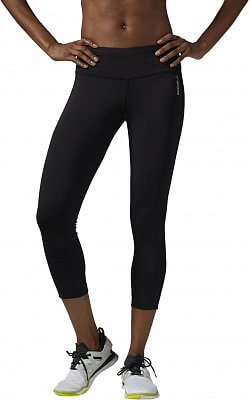 Dámské sportovní kalhoty Reebok Work Out Ready PNT Progr 3/4 Capri LR