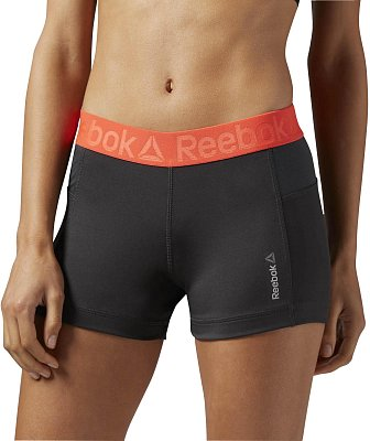 Reebok Work Out Ready Fit Knit Short