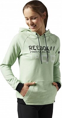 Dámská sportovní mikina Reebok Wor C Hoodie