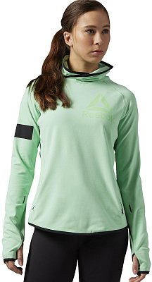 Reebok ONE Series Graphic Bioknit Cowl Neck