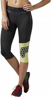 Dámské běžecké kalhoty Reebok Spartan Pro Capri