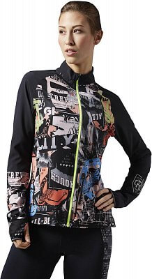 Reebok ONE Series Running Woven Jacket
