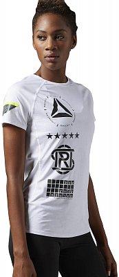 Dámské běžecké tričko Reebok ONE Series Running SS Tee Elevated
