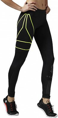 Dámské běžecké kalhoty Reebok ONE Series Running Tight