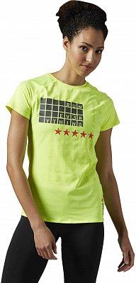 Dámské běžecké tričko Reebok ONE Series Running SS Tee