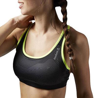 Dámská běžecká podprsenka Reebok Running Essentials Short Bra