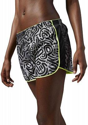 Dámské běžecké kraťasy Reebok Running Essentials 4in Short