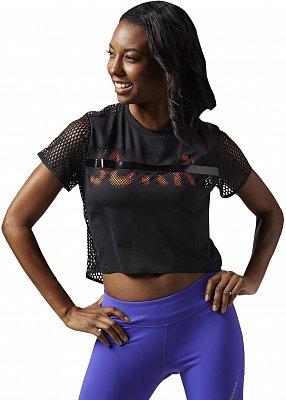 Dámské sportovní tričko Reebok Cardio Graphic Tee