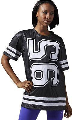 Dámské sportovní tričko Reebok Lighthouse Dance Varsity Tee