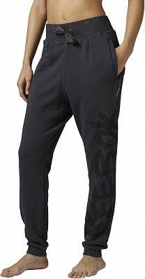 Dámské sportovní kalhoty Reebok Dance Drop Crotch Knit Pant