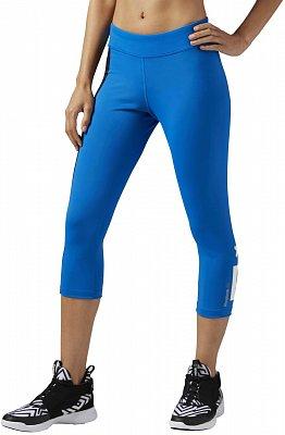 Dámské sportovní kalhoty Reebok Dance Fitted Capri