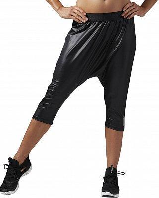Dámské sportovní kalhoty Reebok D Knit Harem Capri