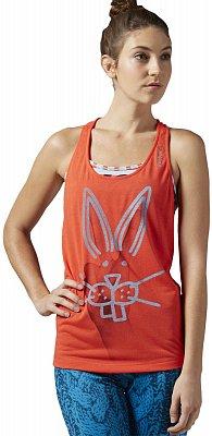 Dámské sportovní tílko Reebok Yoga Rabbit Tank
