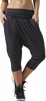 Dámské sportovní kalhoty Reebok Yoga Slouchy Capri