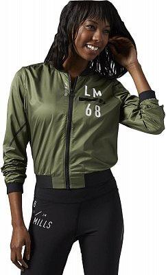 Dámská sportovní bunda Reebok Les Mills W Jacket