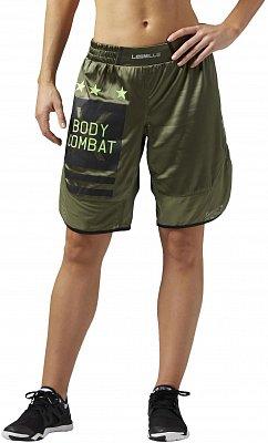 Dámské sportovní kraťasy Reebok Les Mills W Bodycombat Short