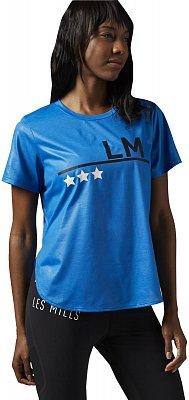 Dámské sportovní tričko Reebok Les Mills W Foundation Tee