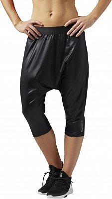 Dámské sportovní kalhoty Reebok Les Mills Dance Capri