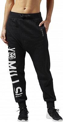 Dámské sportovní kalhoty Reebok Les Mills French Terry Pant