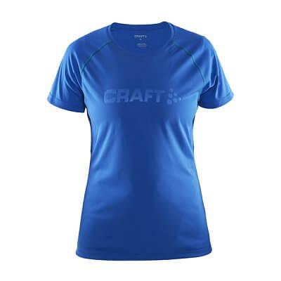 Trička Craft W Triko Prime modrá