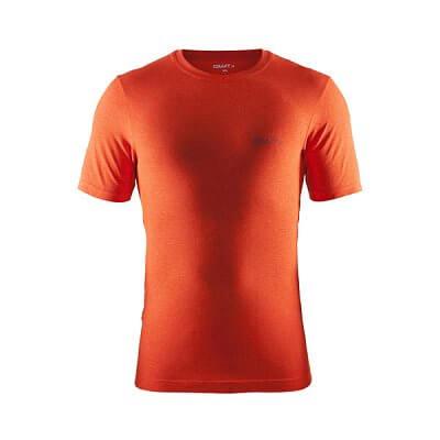 Trička Craft Triko Seamless Touch oranžová