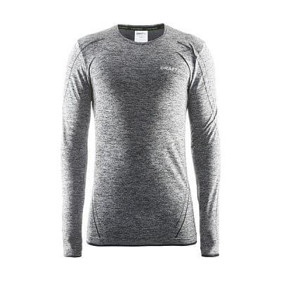 Pánské sportovní tričko Craft Triko Active Comfort LS černá