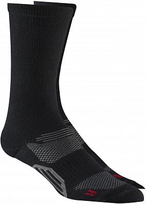 Podkolenky Reebok CF Unisex Crew Sock 2 Pack