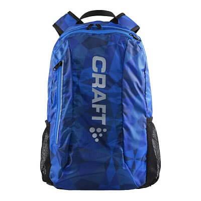 Tašky a batohy Craft Batoh Light potisk tm.modrá