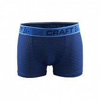 """Craft Boxerky Greatness 3"""" potisk modrá"""