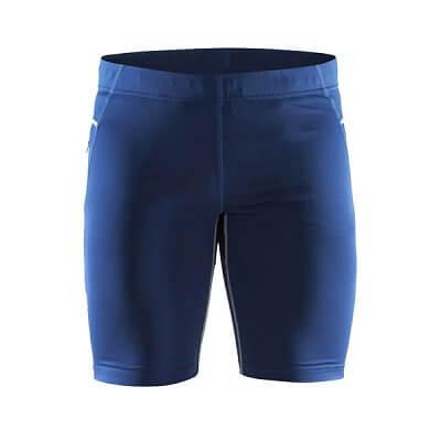 Kraťasy Craft Kalhoty Devotion Fitness tm.modrá potisk