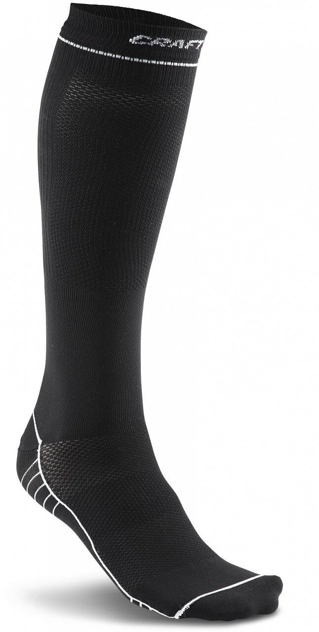 Craft Podkolenky Body Control černá - ponožky  b501b49052