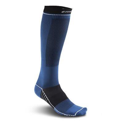 Ponožky Craft Podkolenky Body Control tmavě modrá