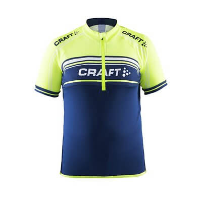 Trička Craft Cyklodres Logo tmavě modrá
