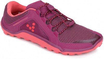 Dámské běžecké boty Vivobarefoot Primus Trail Purple