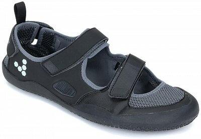 Dámská vycházková obuv Vivobarefoot Camino Sandal L Black