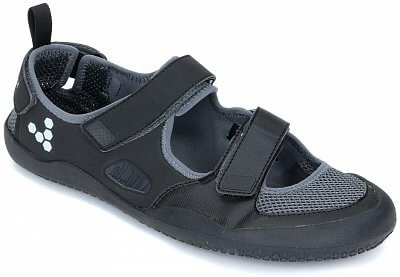 Pánská vycházková obuv Vivobarefoot Camino Sandal M Black
