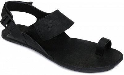 Dámská vycházková obuv Vivobarefoot Kolhapuri L Black/Hide